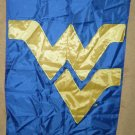 West Virginia Mountaineers 27 x 43 Decorative Garden Flag WV College Football NCAA Cloth Banner