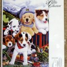 Choo Choo Puppies 750 Piece Jigsaw Puzzle RoseArt 2004 SEALED Trains The Puzzle Collection