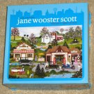 Jane Wooster Scott 1000 Piece Jigsaw Puzzle Lot Ride in the Country Garden Quilting Club Celebration
