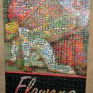 The Flower Carrier Super 500 Piece Photomosaic Jigsaw Puzzle Ravensburger 1999 Complete 15 483 8