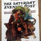 Dreams of Long Ago 500 Piece Jigsaw Puzzle Norman Rockwell Saturday Evening Post COMPLETE