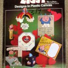 Vintage Ziggy Designs in Plastic Canvas Book 1982 Tom Wilson Needlework Crafting Comic Character