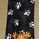 Garfield Polyester Neck Tie Necktie Cat Paw Prints Addiction Paws