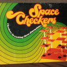 Vintage Space Checkers 3D Game 1350 Three Dimensional Pacific Game Company Complete 1971