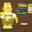 Uter World of Springfield Interactive Figure WOS Series 8 Loose Playmates Toys Simpsons Accessories