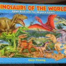 Dinosaurs of the World Jigsaw Puzzle Book Five 48 Piece Puzzles Complete