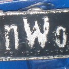 NWO New World Order Wrestling Collector Pin