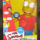 Bart Simpson 15 Inch Interactive Talking Doll Figure Playmates Toys The Simpsons 2000