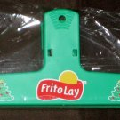 Frito Lay Christmas Tree Holiday Potato Chip Bag Clip Plastic Green Spring Loaded