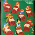 Vintage Snow White and the Seven Dwarfs Nut Cups + Table Centerpiece Hallmark Walt Disney