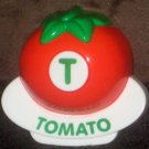 VTech ABC Food Fun Replacement Letter T Red Tomato Magnetic Refrigerator
