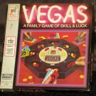 Vintage Vegas Family Game of Skill & Luck Milton Bradley MB 4320 Complete 1973
