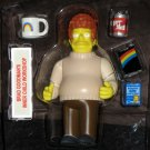 Brad Goodman WOS Interactive Figure Celebrity Series 2 Loose Playmates Simpsons Albert Brooks