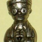 Waylon Smithers Mrs White Miniature Pewter Figure The Simpsons Edition Clue Playing Piece