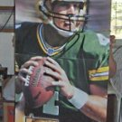 Jerry Rice Brett Favre Cardboard Promo Signs San Francisco 49ers Green Bay Packers Frito Lay NFL