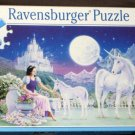 Unicorn Princess Super 200 Piece Jigsaw Puzzle Ravensburger 127320 COMPLETE 2003