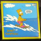 Bart Simpson 250 Piece jigsaw Puzzle Whoa Mama The Simpsons Milton Bradley 4063-1 SEALED MB 1990