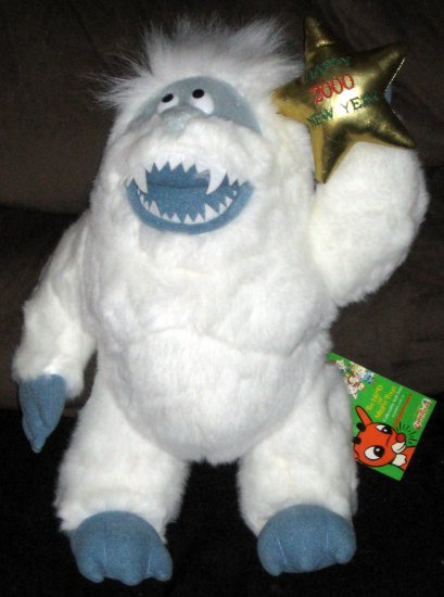 SOLD 15 Inch Plush Bumbles Abominable Snow Monster Rudolph and the Island of Misfit Toys Bumble NWT