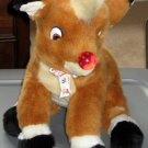 17 Inch Plush Rudolph the Red Nosed Reindeer Musical Prestige 1999