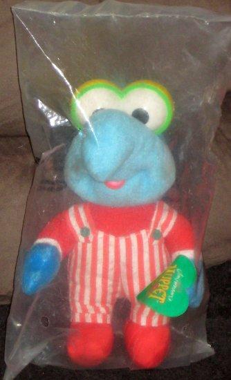 Sesame Street McDonald's 10 Inch Plush Gonzo Muppet Babies 1994 MIP Sealed Jim Henson CTW