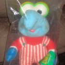Sesame Street McDonald&#39;s 10 Inch Plush Gonzo Muppet Babies 1994 MIP Sealed Jim Henson CTW