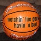 Inflatable Budweiser Vinyl Basketball Bud Beer Sponsor NBA 2000
