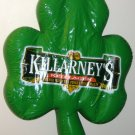 Killarney's Red Lager Inflatable Vinyl Green Shamrock Clover Anheuser Busch Irish Malt