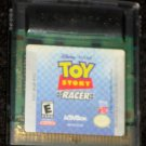 Toy Story Racer Nintendo Game Boy Color Cartridge Disney Pixar 2001