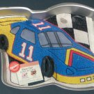 Race Car Wilton Aluminum Cake Pan 2105 1350 The Champ Her Birthday Whirl