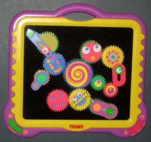 Sold Gearation Preschool Electronic Mechanical Gear Toy