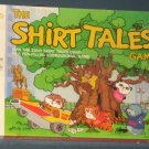 The Shirt Tales 3D Board Game Milton Bradley 4329 SEALED Hallmark Cards Vintage 1983