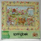 In the Garden Mary's Bears 1000 Piece Jigsaw Puzzle  Springbok PZL4700 NIB Sealed