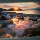 Sunset at Glacier National Park 500 Piece Springbok Jigsaw Puzzle PZL4531 Hallmark SEALED