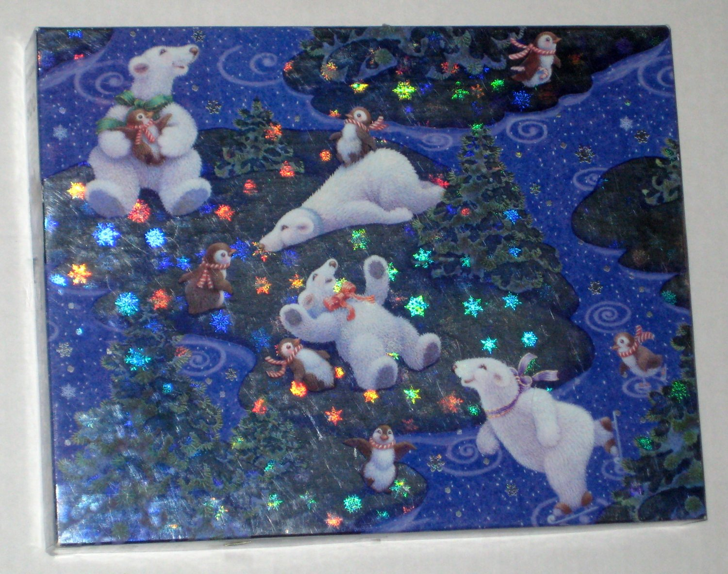 Merry Good Friends 500 Piece Springbok Jigsaw Puzzle XZL4706 Hallmark COMPLETE