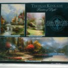 Thomas Kinkade 3632-5 Deluxe Jigsaw Puzzles 3 in 1 Set Three Pack 700 550 100  Piece Ceaco SEALED