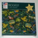 Frogfest 1000 Piece Jigsaw Puzzle GAPF 8050 Helen Vladykina SEALED 1997