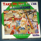 Take Me Out to the Ballgame Ball Game 500 Piece Jigsaw Puzzle Baseball Nordevco 9553 Complete