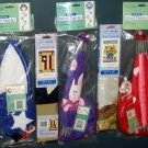 Lot 19 Decorative Garden Flags (2) + Wind Twirlers Spinners (3) Valentine Easter Patriotic NIP