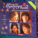 American Girl Mystery Puzzles Kit Samantha Kaya Molly NIB NEW