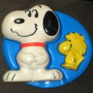 Vintage Preschool Snoopy Tub Puzzle Woodstock Knickerbocker Toy Company Non Toxic Bathtub Bath