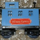 Rudolph Red Nose Express Train Caboose Car Island Misfit Toys Playing Mantis 2001