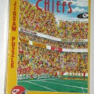 Kansas City Chiefs 500 Piece Jigsaw Puzzle KC NFL Football AFC West Sealed