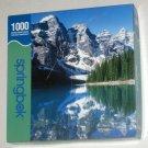 Valley of Ten Peaks 1000 Piece Jigsaw Puzzle Springbok 1JIG10365 COMPLETE