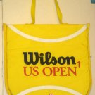 Wilson US Open Seat Cushion Tennis Tournament Yellow Ball Design