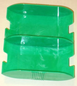 SOLD Vintage Turn-N-Play Canasta Tray Green Color with Box Sanford Products Gin Rummy Card Games