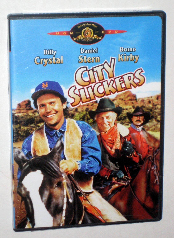 City Slickers DVD Billy Crystal SEALED Widescreen 1991 PG-13 NIP