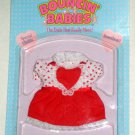 Bouncin Babies Special Outfits Sweetheart Dolls That Really Move Galoob 3320 1989 Sealed