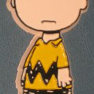Charlie Brown Rubber Refrigerator Magnet Peanuts Gang Charles Schulz