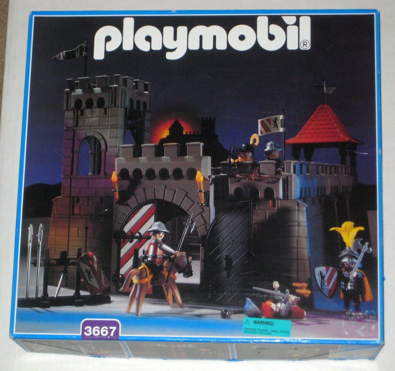 playmobil ritter superset