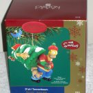 Homer Simpson Carlton Heirloom Collection Christmas Ornament 111 Doh! Tannenbaum 2005 NIB